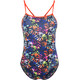 Funkita Single Strap One Piece Svømmedragt Damer farverig